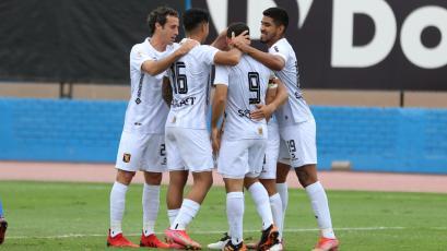 Liga1 Betsson: FBC Melgar goleó 5-1 a Deportivo Binacional por la fecha 3 de la Fase 2 (VIDEO)