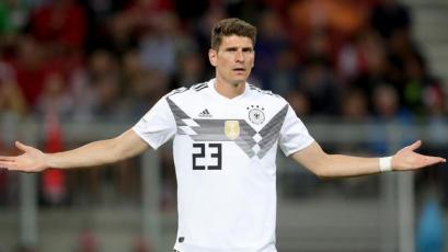 Mario Gómez anuncia su retiro de la selección alemana