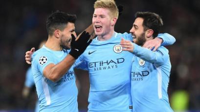 Manchester City volvió a la senda del triunfo ante el Sheffield United