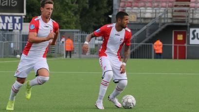 Eredivisie: Sergio Peña y Miguel Araujo fueron titulares en la caída del FC Emmen