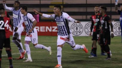 Copa Bicentenario: Alianza Lima rescató un empate en los descuentos ante Melgar