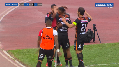 Ayacucho FC sumó una nueva victoria frente a Academia Cantolao