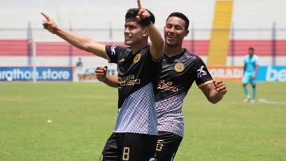 Liga1 Movistar: Cusco FC se quedó con la victoria ante Deportivo Llacuabamba en el cierre de la Fase 2