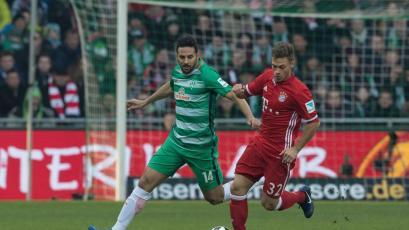 Bundesliga: Bayern Munich podría salir campeón ante el Werder Bremen que lucha por no descender