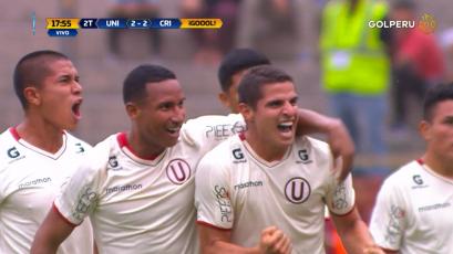 Sporting Cristal logró un agónico empate ante Universitario