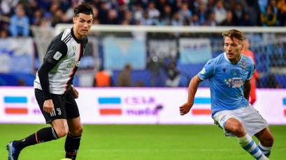 Serie A: Juventus y Lazio vuelven para pelear por el título en la vuelta del fútbol en Italia