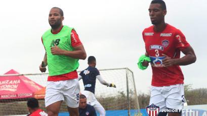Junior cuidará a Alberto Rodríguez para que juegue el Mundial