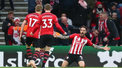 Southampton sorprende al Arsenal al imponerse por 3-2