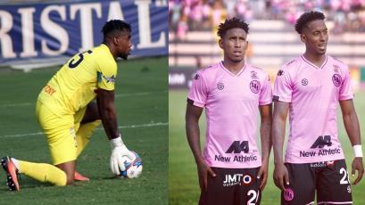 Christian, Marcos y Francis: los hermanos Ortiz que jugarán en Sport Boys