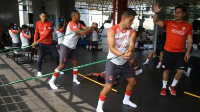 Selección Peruana Sub 20 completó una semana de entrenamiento bajo la dirección de Carlos Silvestri