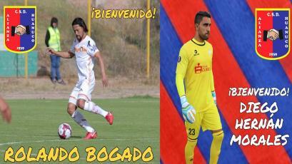 Alianza Universidad se refuerza con Rolando Bogado y Diego Morales