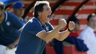 Alianza Lima: Mario Salas llegó a Lima para poner en marcha su plan en el cuadro blanquiazul