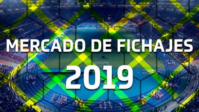 MERCADO DE FICHAJES 2019