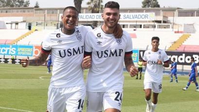Liga1 Betsson: San Martín se impuso por 2-1 ante Alianza Atlético por la Fase 1 (VIDEO)