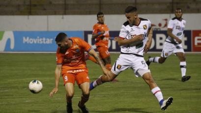 César Vallejo cayó goleado ante FBC Melgar que volvió al triunfo luego de cuatro fechas (VIDEO)