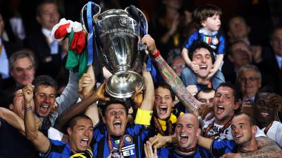 Champions League: un día como hoy el Inter de Milán ganó su tercera 'Orejona'