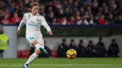 Luka Modric podría recalar en el fútbol italiano