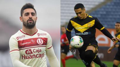 Liga1 Betsson: así formarían Universitario y Academia Cantolao para medirse por la fecha 9 de la Fase 2