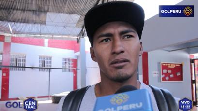 Ever Chávez sobre el partido ante Melgar: