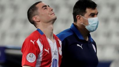 Perú vs Paraguay: Miguel Almirón se pierde los cuartos de final de la Copa América