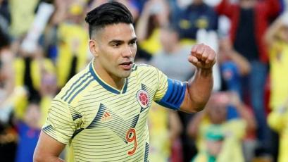 """Falcao es consciente que """"Argentina y Brasil siempre son candidatos"""" en la Copa América"""