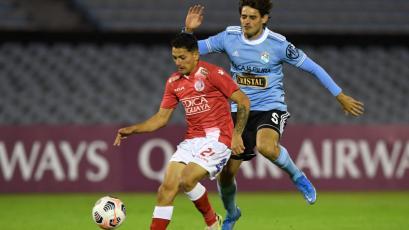 Copa Libertadores: Sporting Cristal igualó sin goles en su visita a Rentistas (VIDEO)