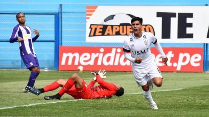 Liga1 Movistar: Universidad San Martín derrotó 1 a 0 a Alianza Lima por la fecha 18