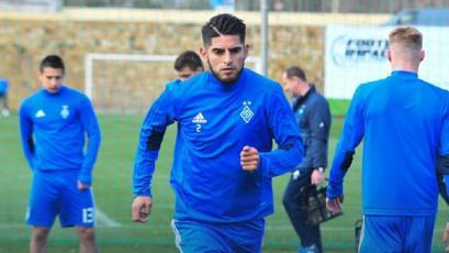 Carlos Zambrano podría debutar este miércoles con el primer equipo del Dinamo Kiev