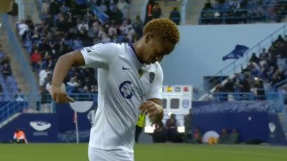 André Carrillo anotó y dio tres asistencias en goleada del Al Hilal