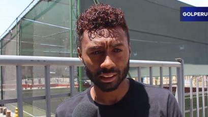 """Jean Pierre Fuentes: """"Hay que trabajar y corregir errores para la semifinal"""""""