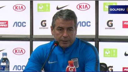 """Pablo Bengoechea: """"Esperamos recuperar el primer lugar en los próximos días"""""""