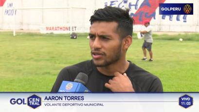 Aaron Torres: