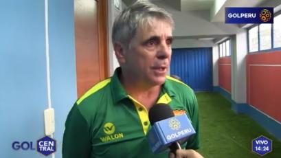 """Marcelo Grioni: """"Ganamos siendo un equipo agresivo y contundente"""""""