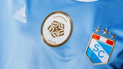 Liga1 Betsson: Sporting Cristal lucirá el parche de campeón en el pecho