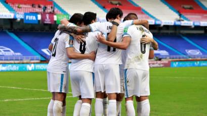 Clasificatorias Sudamericanas: Uruguay se impuso de visita ante Colombia