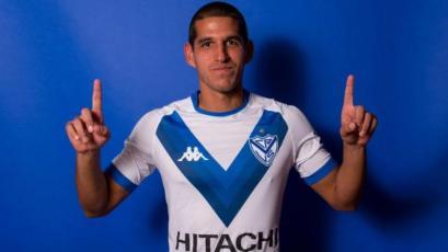 Luis Abram cerró el 2019 ganando con Vélez y siendo titular