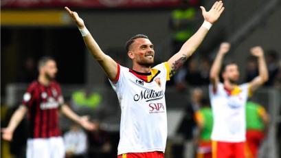 AC Milán cae en casa y se aleja de los puestos de Champions League
