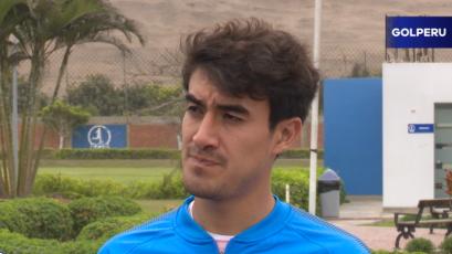 """Luis Garro: """"Real Garcilaso es un rival directo"""""""