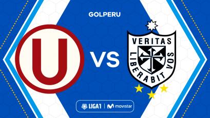 Universitario se mide ante San Martín en un duelo por la punta del Torneo Clausura