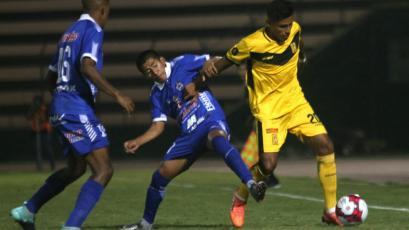 Academia Cantolao igualó sin goles frente a Binacional