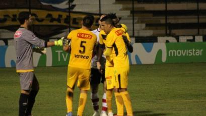 Academia Cantolao roba un triunfo sobre el final frente a Deportivo Municipal (1-0)