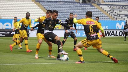 Liga1 Movistar: Cusco FC igualó 1-1 ante Academia Cantolao por la fecha 10