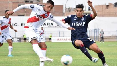 Universidad San Martín se quedó con la victoria ante Deportivo Municipal (VIDEO)