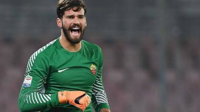 Acuerdo entre Liverpool y Roma por Alisson Becker