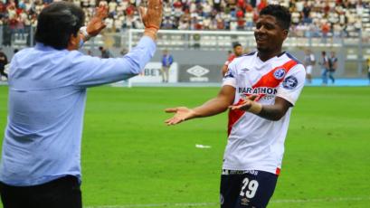Deportivo Municipal goleó a Universitario y le quitó la oportunidad de ser líder del Clausura