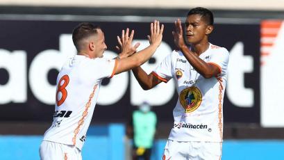 Liga1 Betsson: Ayacucho FC goleó 3-0 a Sport Huancayo en el cierre de la tercera jornada
