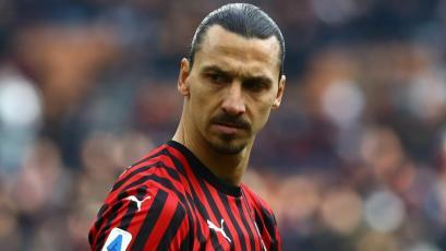 Zlatan Ibrahimovic entra al top ten de goleadores históricos de las principales ligas del mundo