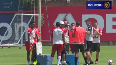 Selección Peruana: con los jugadores del medio local, el sexto día de fortalecimiento