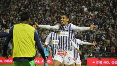 Alianza Lima vs Sporting Cristal: Adrián Balboa anotó su primer gol con los íntimos (VIDEO)