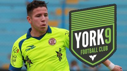 Adrián Ugarriza es nuevo jugador del York9 FC de la Premier League de Canadá (VIDEO)